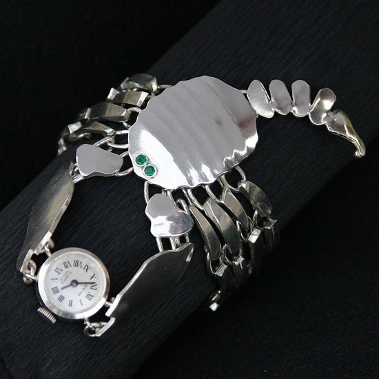 54660135a7db Lucien Otto » Blog Archive » scorpio horloge-armband
